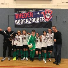 U15-Juniorinnen-Team SpVg Schonnebeck